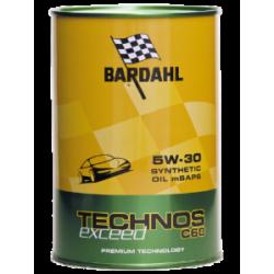 OLIO BARDAHL C 60 5W30